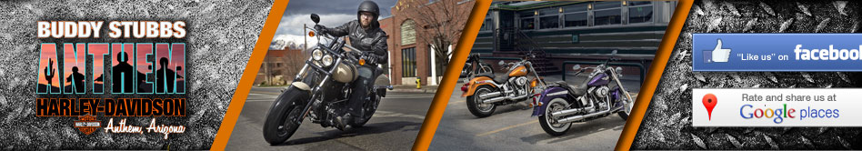Buddy Stubbs Anthem Harley-Davidson Review Site