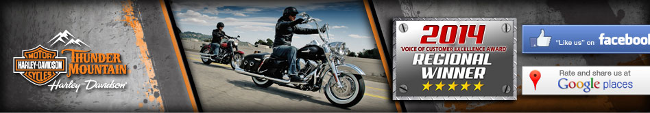 Thunder Mountain Harley-Davidson® Review Site