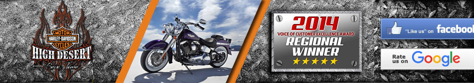 High Desert Harley-Davidson® Review Site