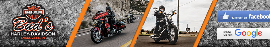 Bud's Harley-Davidson® Review Site