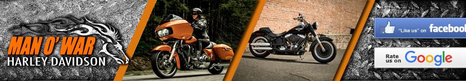 Man O' War Harley-Davidson® Review Site