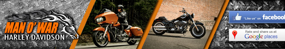 Man O' War Harley-Davidson® Review Site