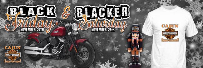 Cajun Harley-Davidson® - Scott, LA 70583