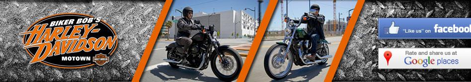 Biker Bob's Harley-Davidson® Motown Review Site