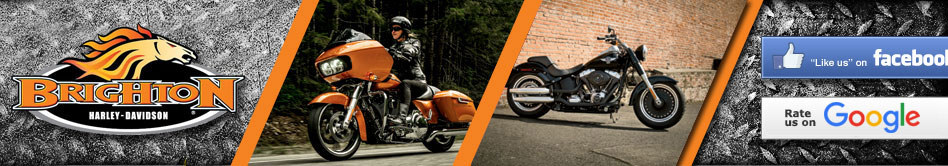 Brighton Harley-Davidson® Review Site