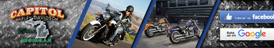 Capitol Harley-Davidson® Review Site