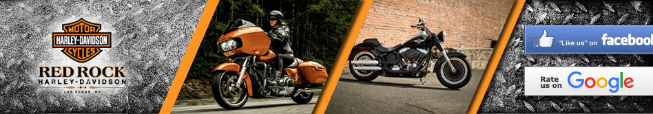 Red Rock Harley-Davidson® Review Site