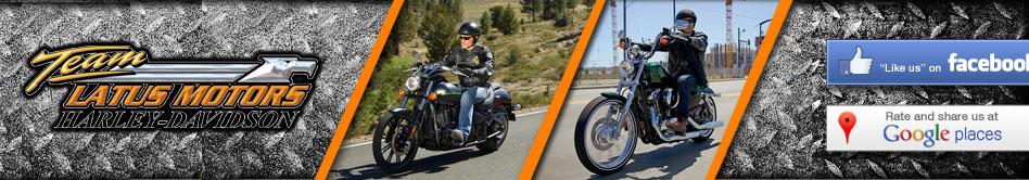 Team Latus Motors Harley-Davidson® Review Site