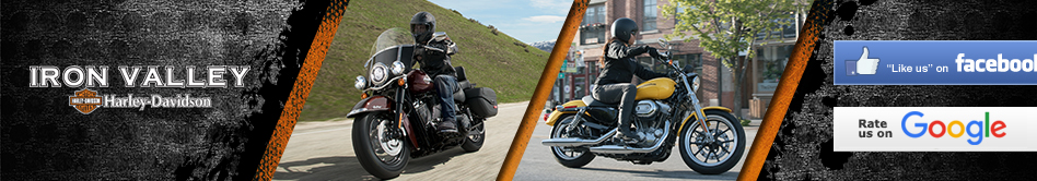 Iron Valley Harley-Davidson® Review Site