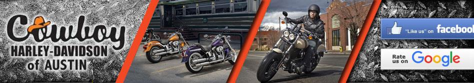 Cowboy Harley-Davidson of Austin Review Site