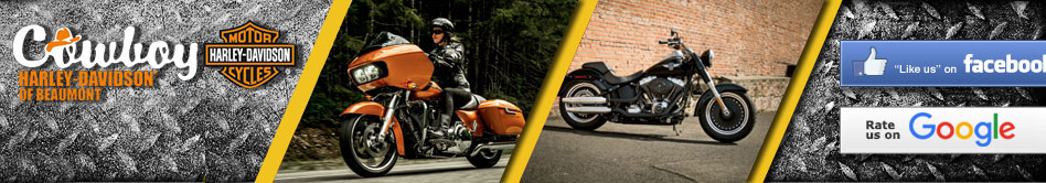 Cowboy Harley-Davidson® of Beaumont Review Site