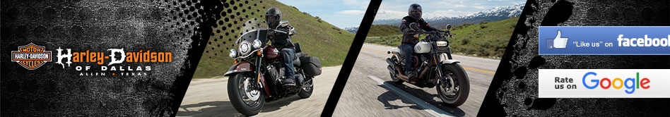 Harley-Davidson® of Dallas Review Site