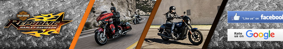 Republic Harley-Davidson® Review Site