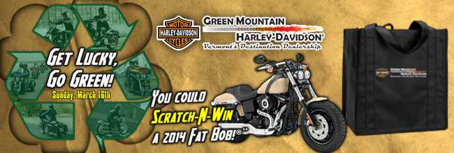 Green Mountain Harley-Davidson® - Essex Junction, VT 05452