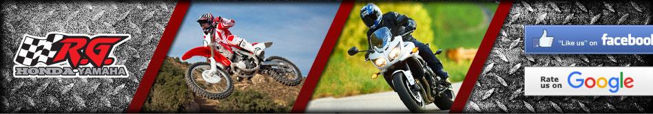 R.G. Honda-Yamaha Review Site
