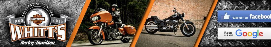 Whitt's Harley-Davidson Review Site