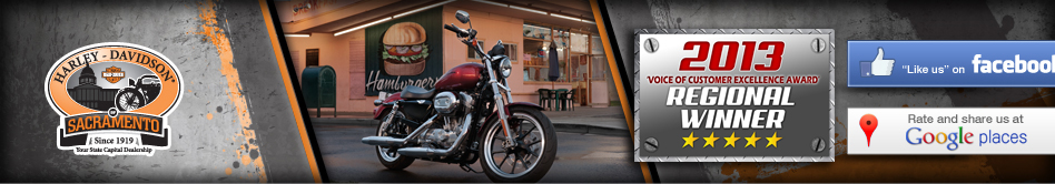 Harley-Davidson® of Sacramento Review Site
