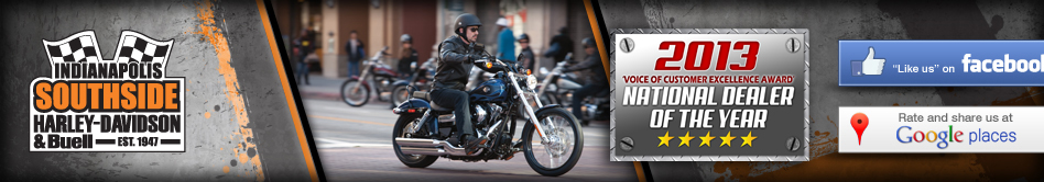 Indianapolis Southside Harley-Davidson® Review Site