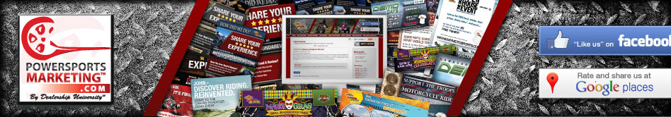 Powersports Marketing Review Site