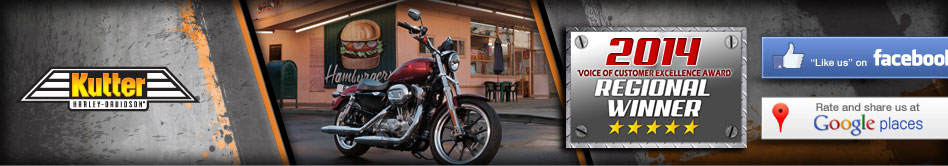 Kutter Harley-Davidson® Review Site