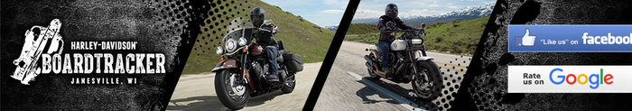 Boardtracker Harley-Davidson® Review Site