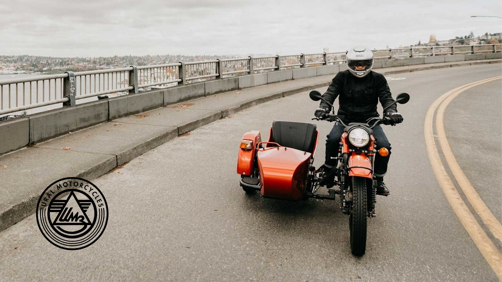 Schedule your Ride on a new 2019 Ural