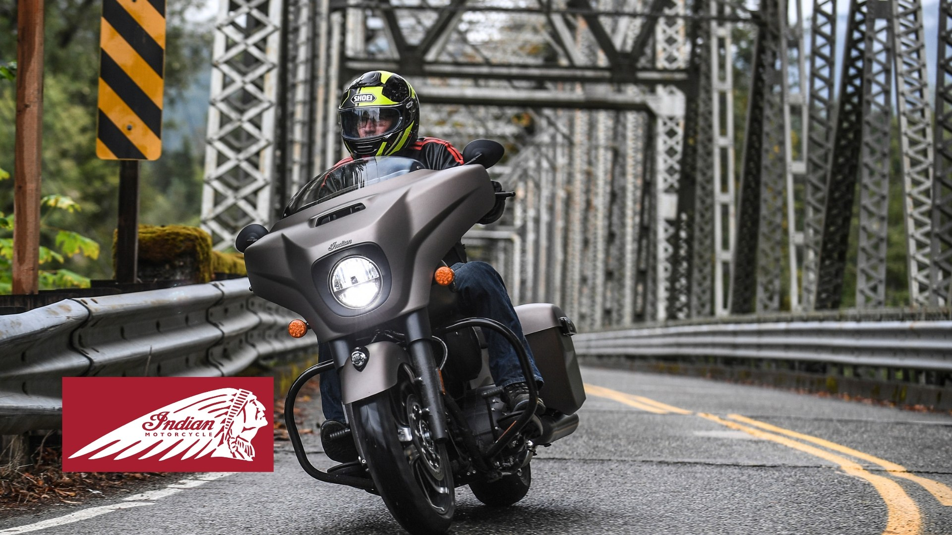 Schedule your Ride on a new 2019 Indian