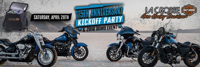 La Crosse Area Harley-Davidson® - Onalaska, WI 54650