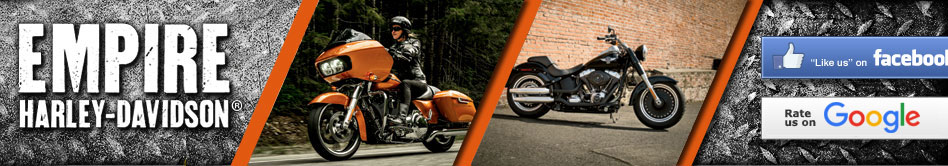 Empire Harley-Davidson® Review Site