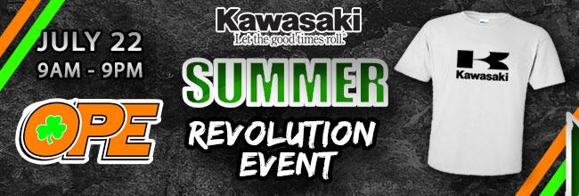 OPE Kawasaki - Auburn, NY 13021