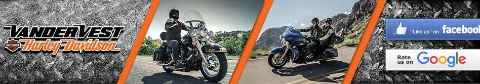 Vandervest Harley-Davidson® Review Site