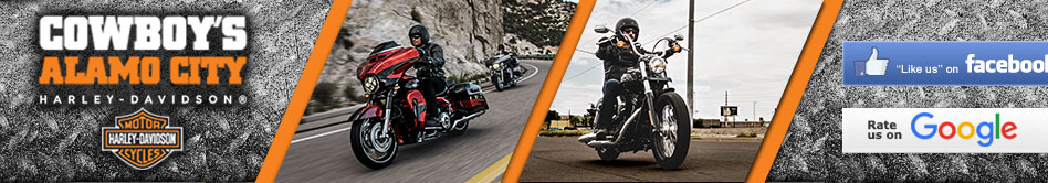 Cowboy's Alamo City Harley-Davidson® Review Site
