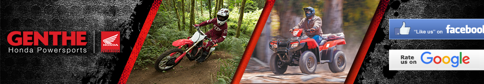 Genthe Honda Powersports Review Site
