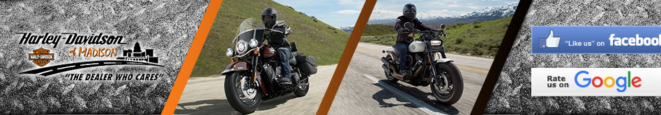 Harley-Davidson of Madison Review Site