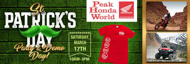 Peak Honda World - Littleton, CO 80123