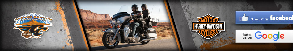 Copper Canyon Harley-Davidson® Review Site
