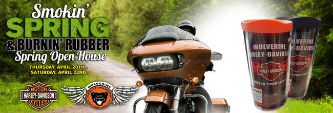 Wolverine Harley-Davidson - Clinton Township, MI 48036