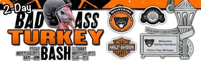 Wolverine Harley-Davidson® - Clinton Township, MI 48036