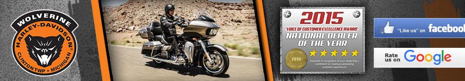 Wolverine Harley-Davidson Review Site