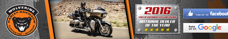 Wolverine Harley-Davidson® Review Site