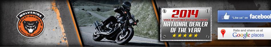 Wolverine Harley-Davidson® Review Site