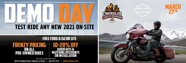 Chandler Harley-Davidson® - Chandler, AZ 85226