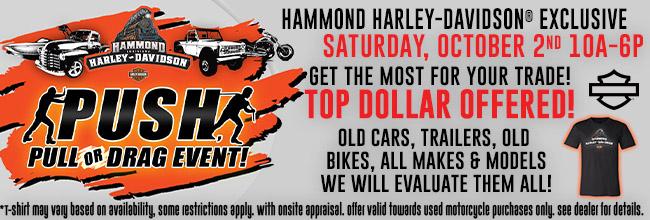 Hammond Harley-Davidson - Hammond, LA 70403