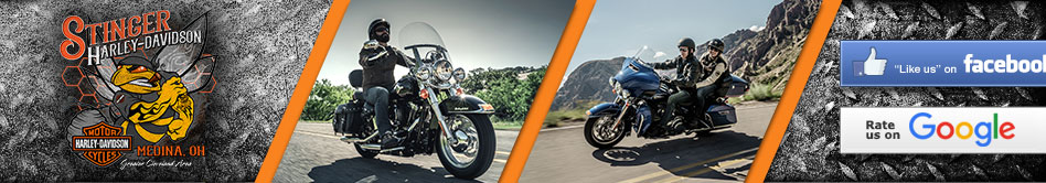 stinger harley-davidson® - see what the buzz is about - located in