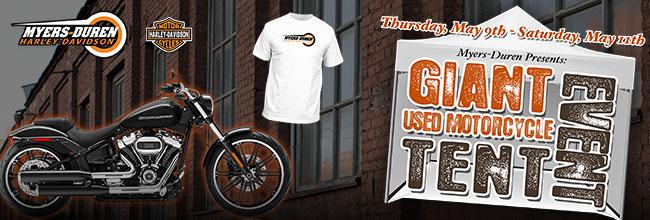 Myers-Duren Harley-Davidson® - Tulsa, OK 74105