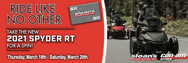 Sloan's Motorcycle & ATV - Murfreesboro, TN 37129