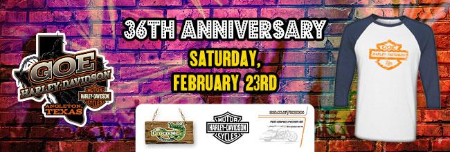 Goe Harley-Davidson® - Angleton, TX 77515