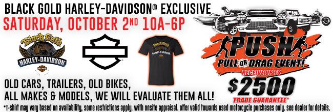 Black Gold Harley-Davidson - Allen, TX 75013