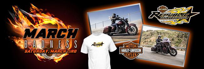 Republic Harley-Davidson® - Stafford, TX 77477