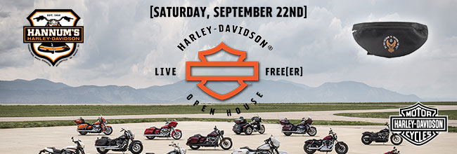 Hannum's Harley-Davidson® Chadds Ford - Chadds Ford, PA 19317